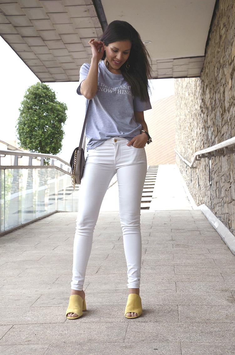 look-casual-trends-gallery-blogger-moda-fashion-outfit-ootd-white-yellow-mules
