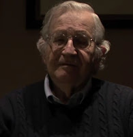 Noam Chomsky, April 2011.