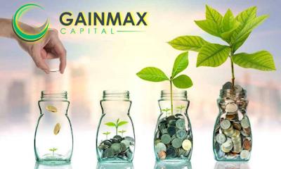 Gainmax Capital berikan profit 5% hingga 15% perminggu, Mau?