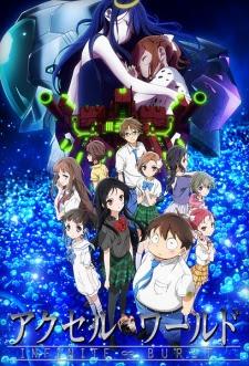 Download Accel World: Infinite∞Burst BD Subtitle Indonesia
