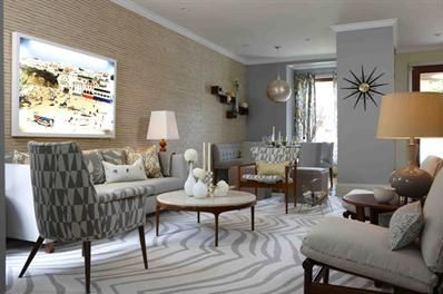Cherish Toronto Sarah 101 Episode 7 Contemporary Living Room