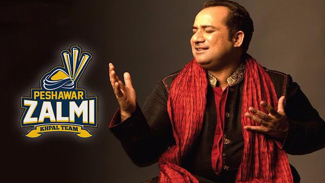 Peshawar Zalmi PSL 2017 Song - Rahat Fateh Ali Khan