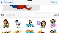 App per creare emoji (Emoticon) personalizzate su chat e messenger: Bitmoji