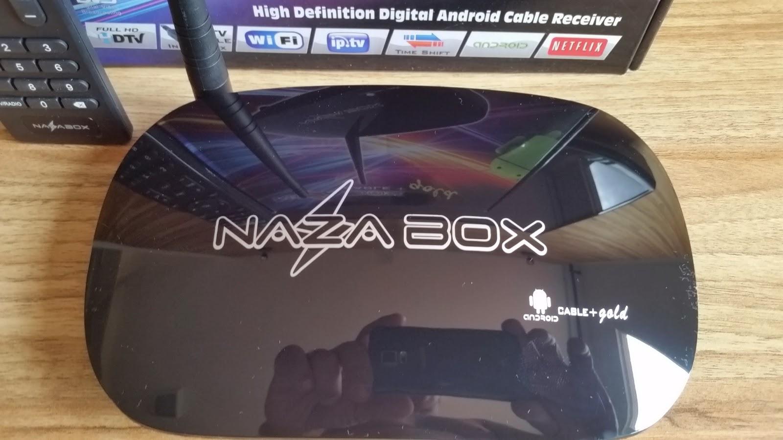 Colocar CS 20150219 145149 Atualização Nazabox 2015 comprar cs