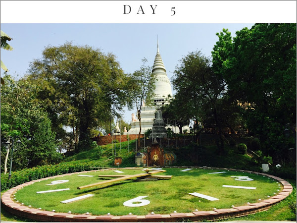 [Travel] : Cambodia Day 5- Live dangerously