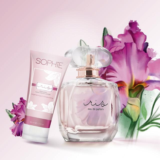 parfum sophie paris