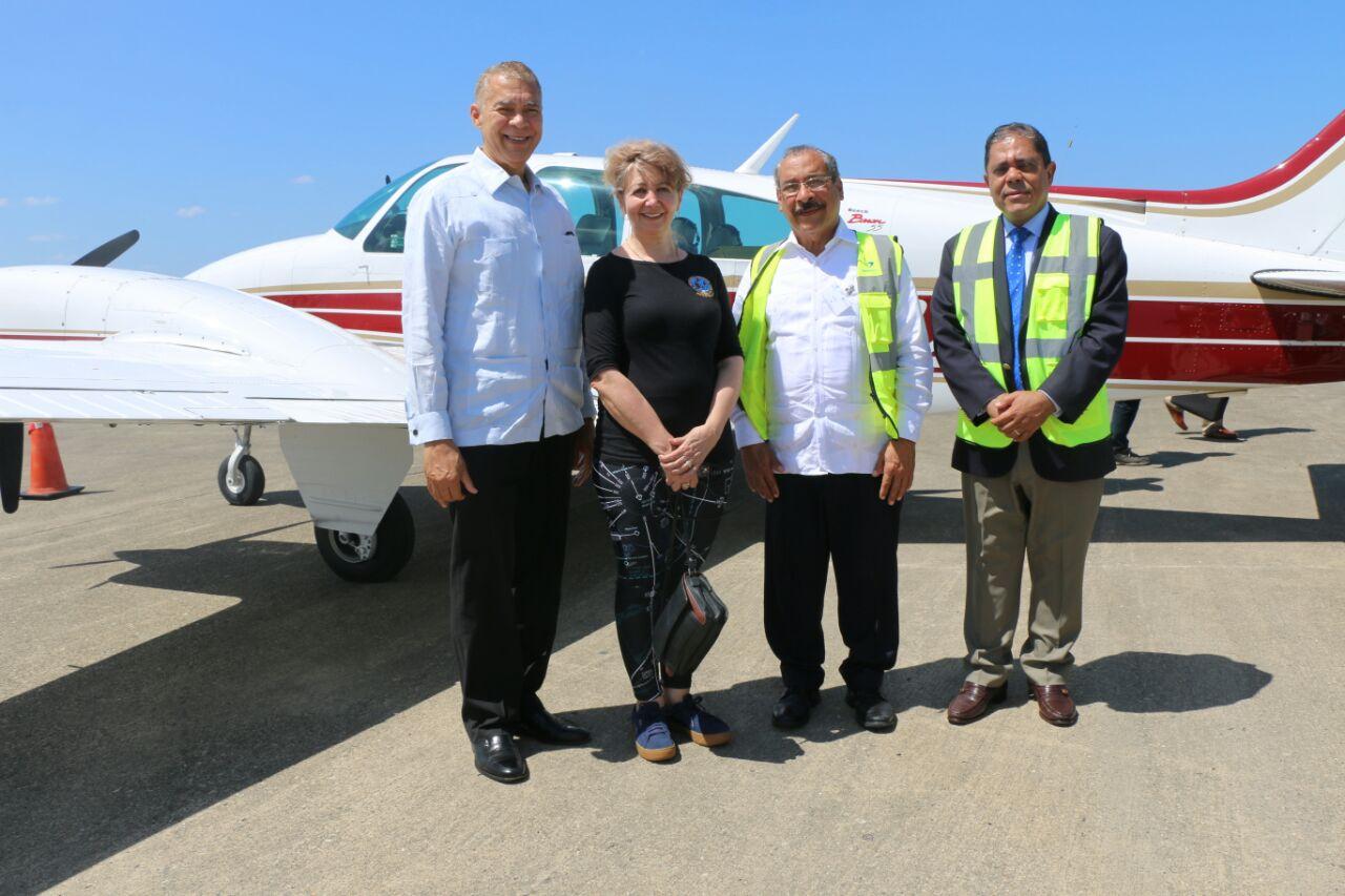 Pilotos de Europa, Canada y EU participarán de Rally Aéreo en RD ...