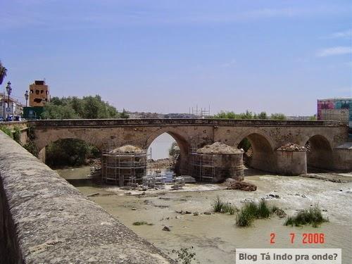 ponte romana em Córdoba