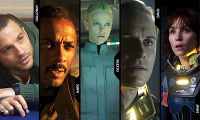 Filmul Sci-Fi Prometheus Într-o Galerie Impresionantă De Imagini Noi