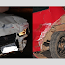 Grave acidente é registrado na Rua Tiradentes em Laranjeiras