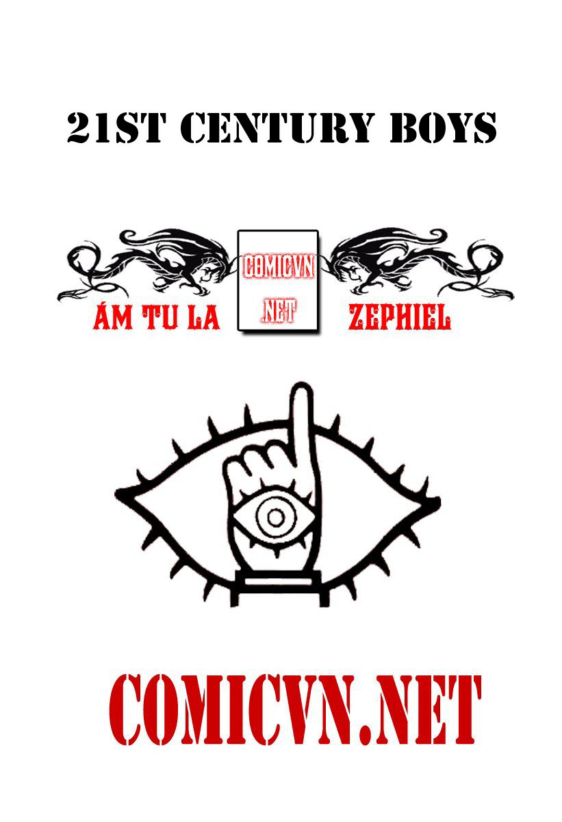 21st Century Boys chap 16 trang 1