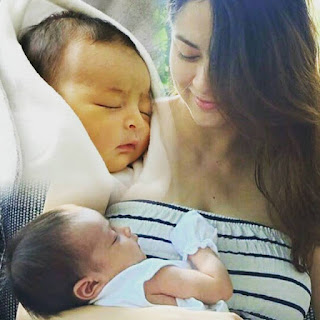 marian rivera baby zia photo
