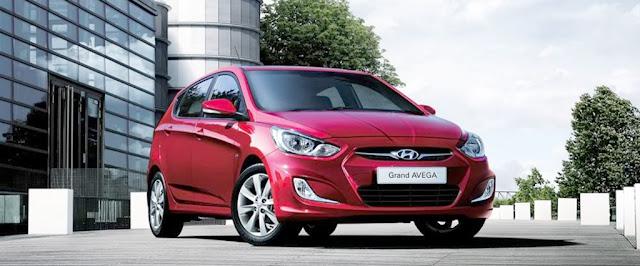 Hyundai Avega Sporty Manual Transmission
