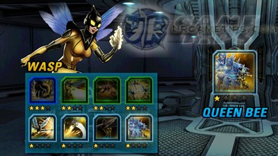 Marvel: Avengers Alliance 2 Beginner's Tips and Guide - Hero Re-Roll