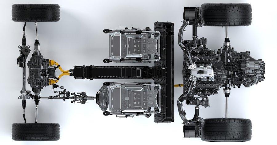 ホンダNSX 新型