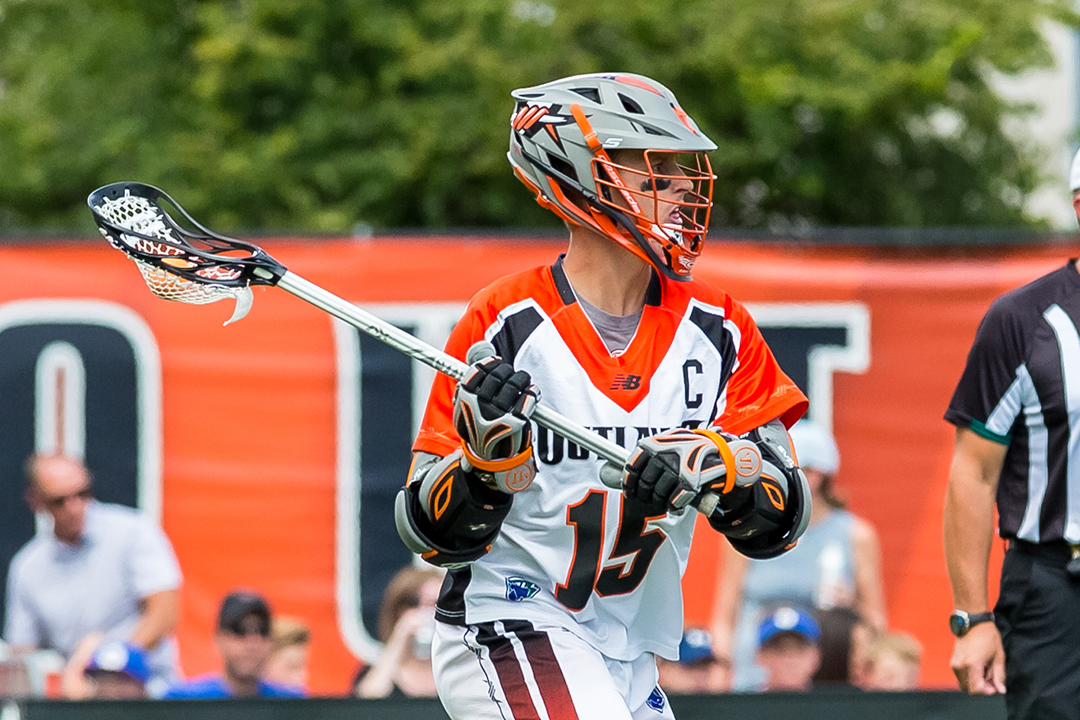 Denver Outlaws win third MLL Championship in five years...