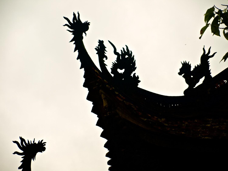 Tejados de Tay Phuong