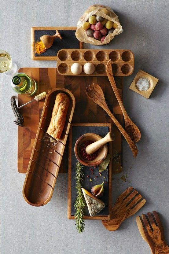 lista de utensilios para cozinha