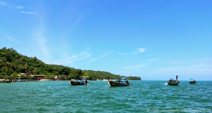 Somewhere Yonder Unwinding In Seductive Ko Phi Phi Island