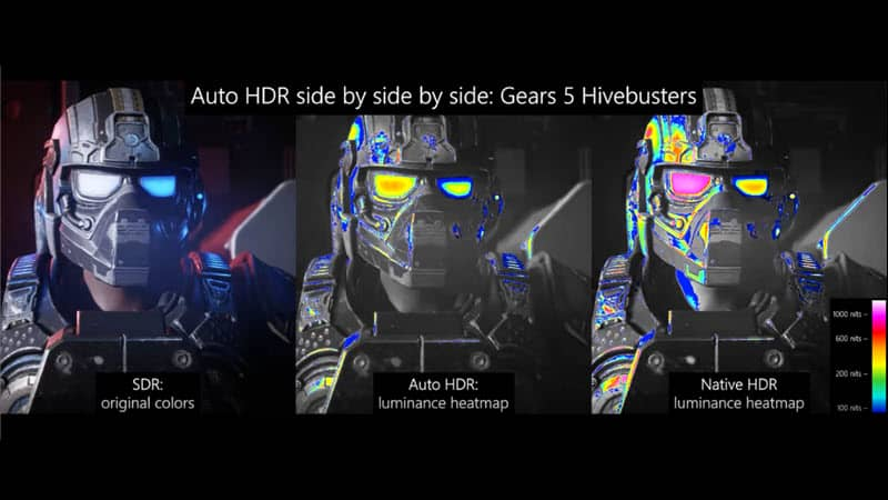 Windows 10 build 21337 gets Auto HDR (Preview) for PC gaming experience