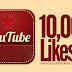 Buy 10000 YouTube Likes [ Cheap & Guaranteed]