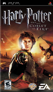 Harry Potter and the Goblet of Fire PSP GAME