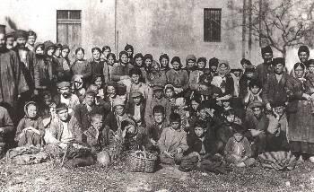 Πόντιοι πρόσφυγες στην Κέρκυρα το 1923