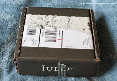 Julep April 2015 Mystery box