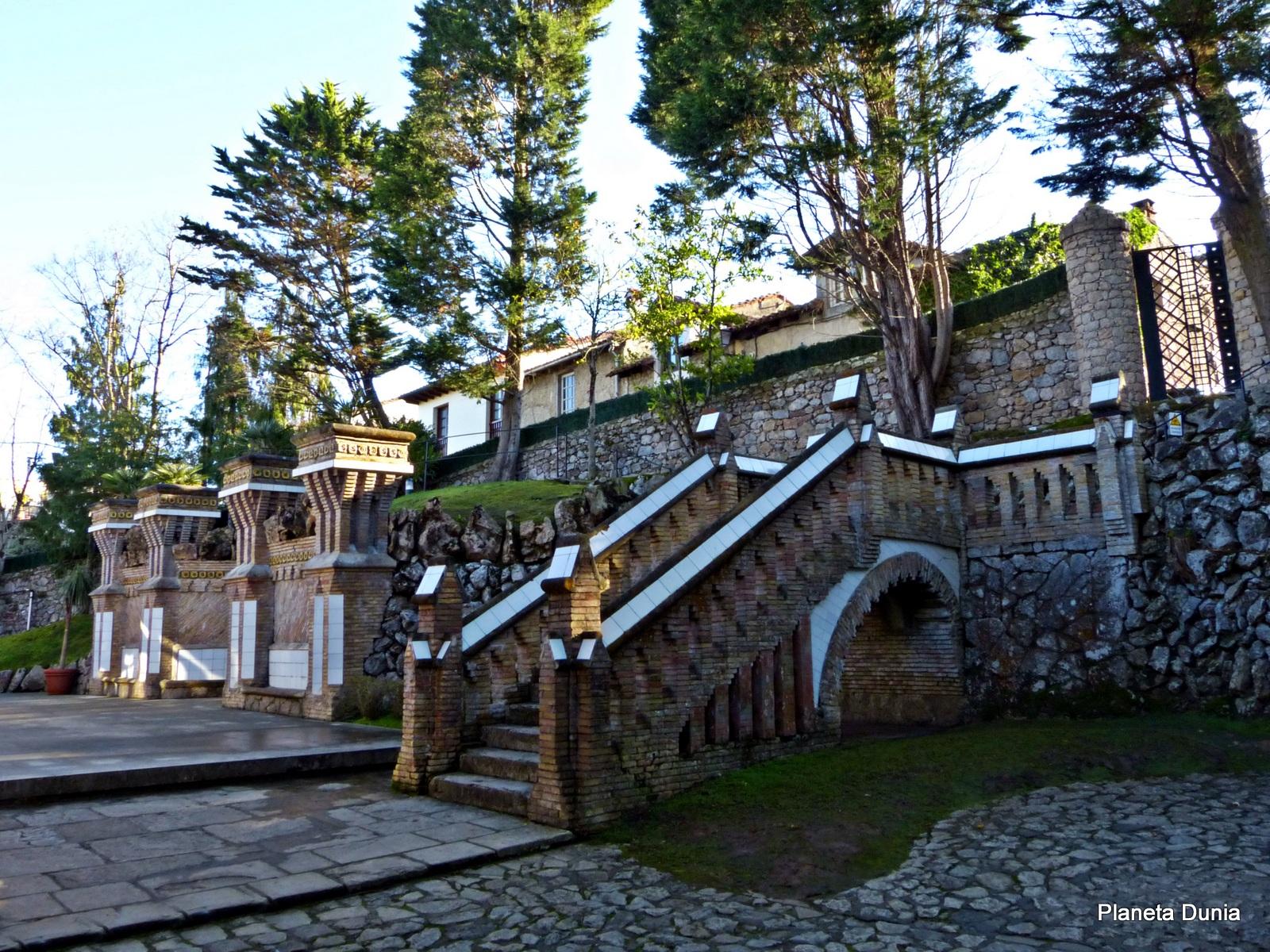 Villa Quijano: El Capricho de Gaudí (Comillas, Cantabria)