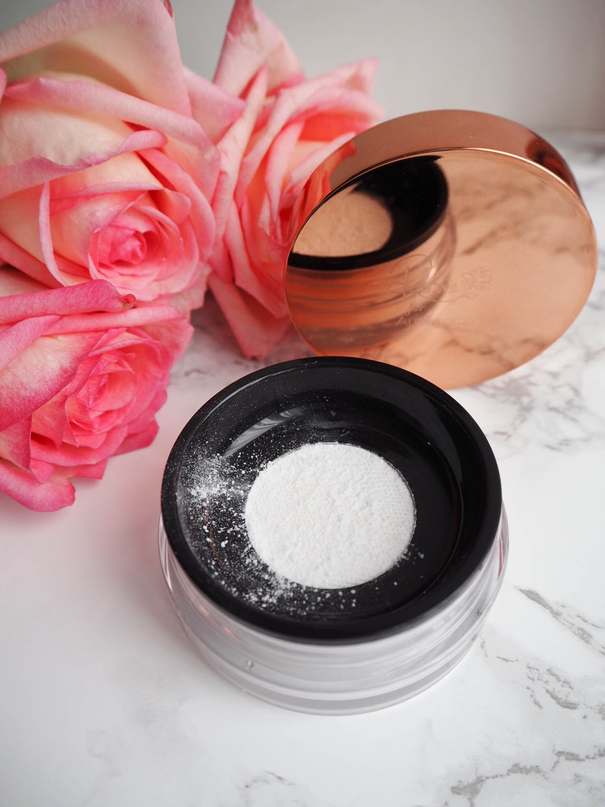 Rosie for Autograph Make Up Review Finishing Powder