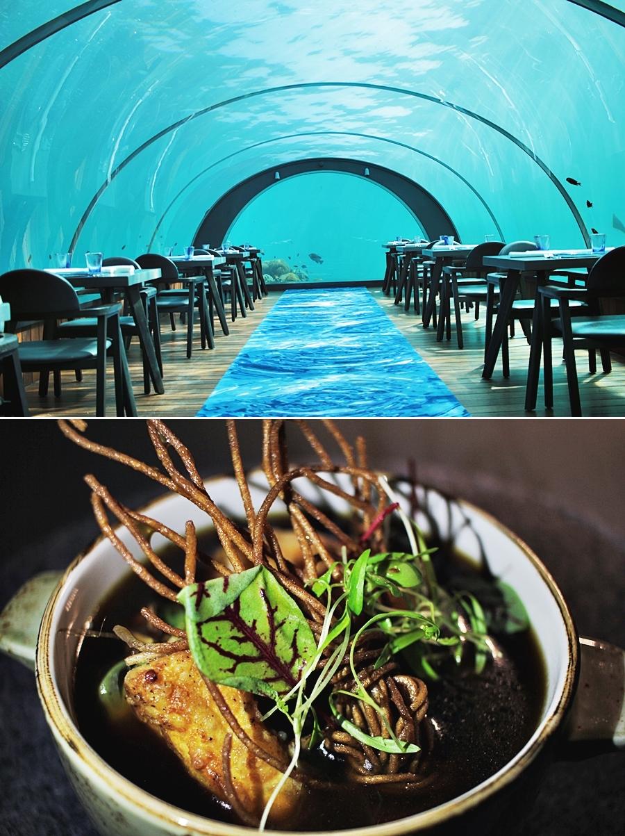 unterwasser restaurant