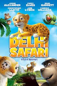 Hoạt Hình Đốm - Delhi Safari VietSub