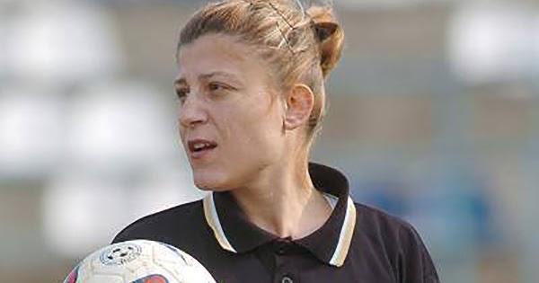 Η Αντωνία Κόκοτου από την Αργολίδα παρατηρήτρια διαιτησίας στον τελικό του Champions League Γυναικών