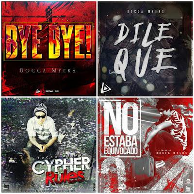 Bocca Myers - Singles [2016]