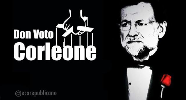 Rajoy, culpable