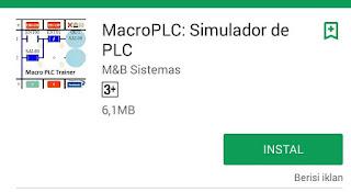 Macro PLC simulator