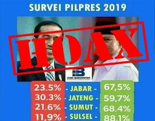 KPU Tegaskan Hasil Lembaga Survei Tak Bisa Jadi Acuan Untuk Hasil Pemilu 2019