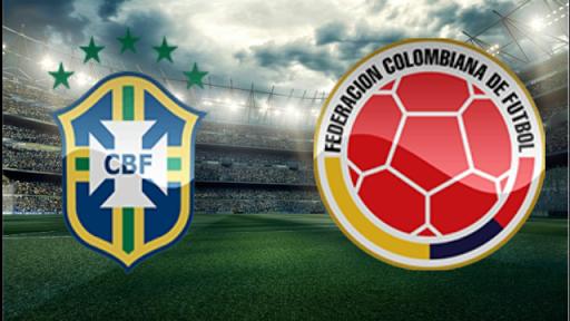 Brazil U23 vs Colombia U23
