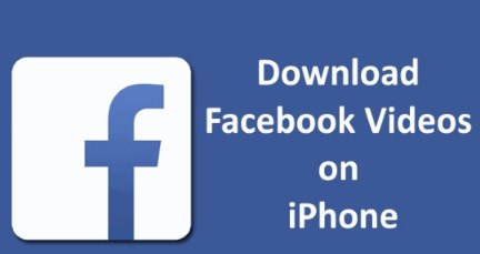 Facebook Video Downloader App for iOS