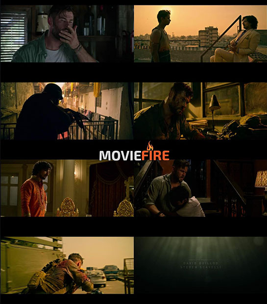 Extraction (2020) 1080p