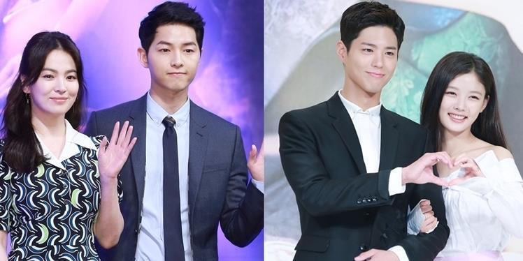Hai cặp đôi hot nhất màn ảnh Hàn 2016 so kè giải thưởng lớn cuối năm