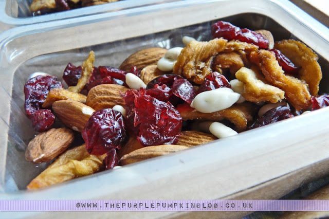 graze box - nature delivered: Review - Pear Tatin