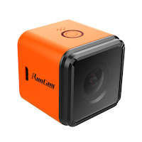 Runcam 3 USB Slot and POwer button