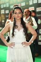 Meghana Gaur in a Deep Neck Sleeveless White Gown at IIFA Utsavam Awards 044.JPG