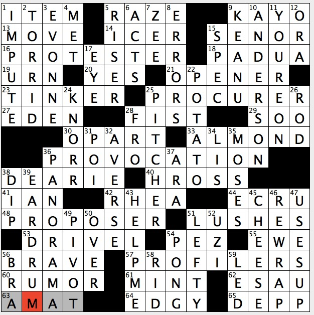Rex Parker Does The Nyt Crossword Puzzle Bouillon Brand Name Wed