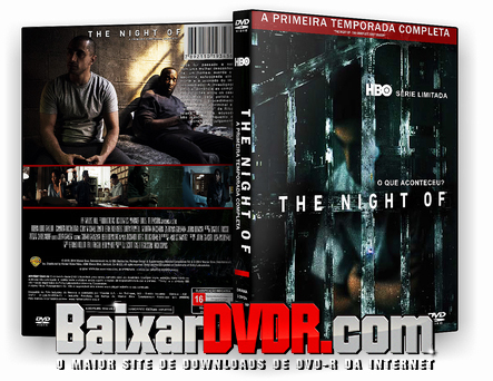 The Night Of – 1ª Temporada Completa (2016) DVD-R Autorado