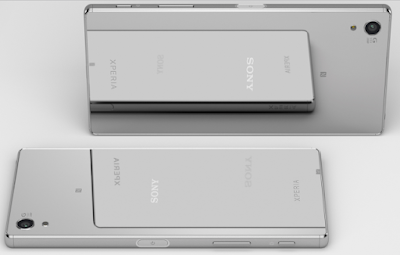 Xperia Z5 Premium Mirrored Glass