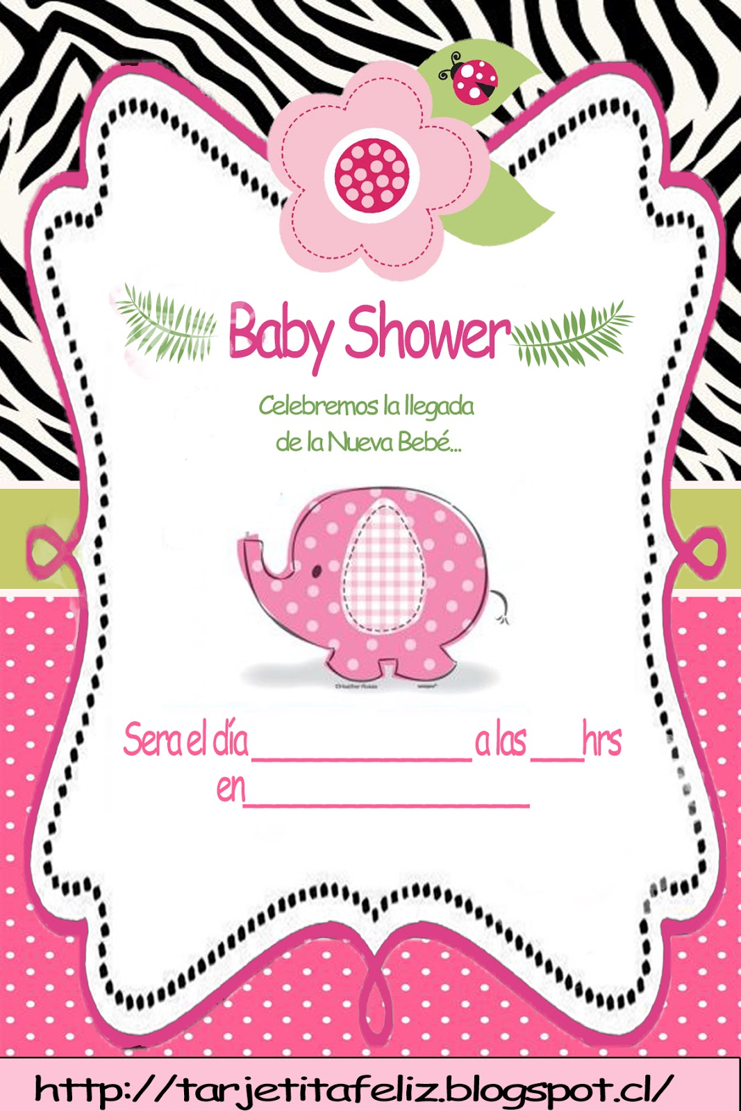 Decoracion Baby Shower Para Imprimir ~ baby shower