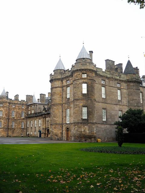 Holyrood Palace, Royal Mile, Edinburgh