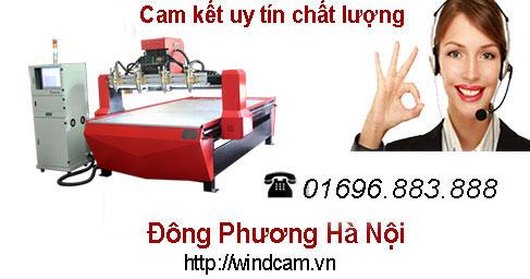Mua máy CNC Đông Phương - Quyết định đúng đắn của người làm nghề 2